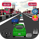 Driving Car In Highway by prodevapp
