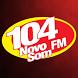 104 FM Novo Som by É-Host-Soluções