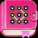 Secret diary with lock by Glitterz Apps