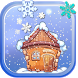 Winter Snow by The World of Digital Clocks