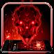 Neon Technology 3D Skull Theme by Ashe787704212