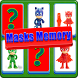 Toys Kids Masks Memory by Gamikids