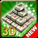 3D Mahjong Solitaire FREE by PixelBrain Studio