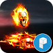 Fire Launcher Theme by SK techx for themes