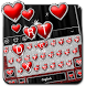 Love & Hearts Keyboard Theme by Mobile Premium Themes