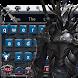 Death Knight keyboard Athena Shabby Keyboard by YangZixuan