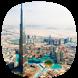 Burj Khalifa City Theme HD by Best theme workshop