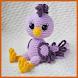 Crochet Animals by Chak Muck