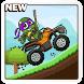 Ninja Climb Hill Racing by Yossimo