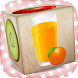 Food Blocks game for Kids by Abuzz