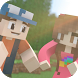 Map Gravity Falls for MCPE by Studio Mods