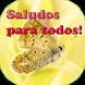 Saludos para todos by Fernando Calero