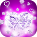 Diamond Hearts Live Wallpaper by Thalia Premium Photo Montage