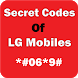 Secret Codes of Lg by IqraTechno