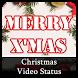 Christmas Video Status by Romance Developer