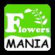 Flower Mania Photo Share Free by AppRocks Dev Inc.