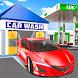Sports Car Wash Gas Station by Versatile Games Studio