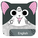 Chi's Cat Theme&Emoji Keyboard by Music Emoji Keyboard Theme