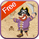 Pirate Games for Little Kids by Brain Candy