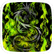 Green Dragon Theme by Colorful World