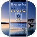 Keyboard Theme for Note8 by Mobile Premium Themes