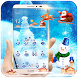 Christmas Snowman Winter Theme by Theme Designer