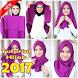Tutorial Hijab 2017 Terlengkap by ranggadroid