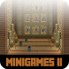 Map Minigames II For MCPE
