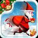 Xmas Santa Run - Subway Rush by ViMAP Runner Fun Games
