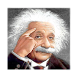 Albert Einstein - Intelligence by AXON