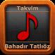 Bahadır Tatlıöz - Takvim   Best Türkçe müzik by Music Gold