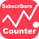 Live YouTube Subscribers Count by Play it Free