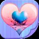 Love Heart Live Wallpaper HD by Cute Girly Apps