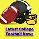 Latest College Football News by Every Time Apps Studio