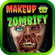 Makeup Zombify Scary Face by SweetLoveElily