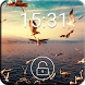 Fly - Z Lock Screen Theme by Z Lock Screen Team