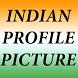 Indian Profile Picture by Pratik Nandha