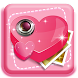 Love Collage Photo Editor by Super Cool Girl Games and Apps Free