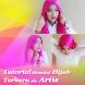 Hijab Artist - Artist Hijab Tutorial Terlengkap by Raisya