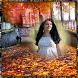 Autumn Flower Photo Frames by Photo Editor Art