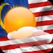 Malaysia weather by Drjob Studio