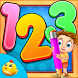 Tracing Letters Kids Game by Gameiva