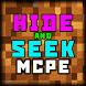 Hide and Seek Minecraft Maps by Mandarino
