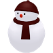 Winter Snowman 3D by Robot15