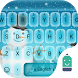 Christmas Snowman Keyboard by Best Keyboard Theme Design