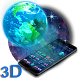 3D Dreamy Solid Earth Theme by Elegant Theme