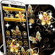 3d Butterfly Diamond Theme by cool theme creator