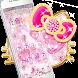 Cute Kitten Pink Diamond Live Wallpaper Themes by Christina_Liang