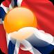 Norway weather by Drjob Studio