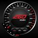 Digital GPS Speedometer-Odometer Offline HUD View by Vital apps studio